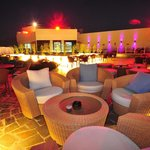 Park Inn by Radisson Muscat ( Sama Terrazza rooftop lounge )