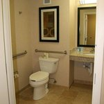 Queen Accessible Bathroom