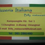 Billy Restaurant