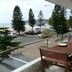 Absolute Beachfront Manly B&B resmi