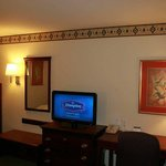  Flat panel TV in King Room
