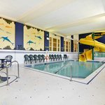 Indoor Pool & Slide
