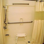  King Accessible Shower