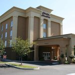 Welcome to Hampton Inn & Suites Greenfield - Photo Tour