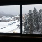 snow day in Breck
