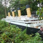 The Titanic at Inverness