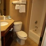 Hearing Accessible Bathroom