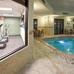 Hot Tub and Fitness Center