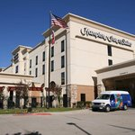 Welcome to Hampton Inn & Suites Dallas!