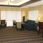  Hotel Lobby Seating Area