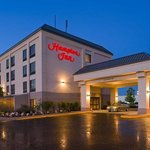Welcome to Hampton Inn Portland-Airport Hotel, OR