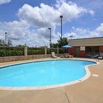  Outdoor Pool and Whirlpool Area
