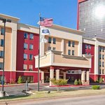  Welcome to the Hampton Inn Oklahoma City-Northwest