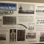  Slave ship exhibit