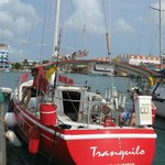 Tranquilo Sailboat Cruise
