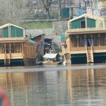 Houseboat view from Nagin Club