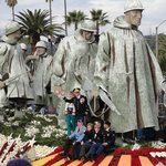 Dept of Defense 60th Anniv of Korean War - Rose Parade 2013