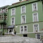  Turkoman Hotel Frontage