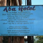 Foto de ABA Safari & Accommodation