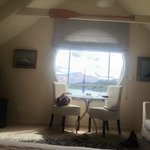  Boat House Room Porthole Overlooking the Bay