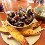  Appetizer, mussels