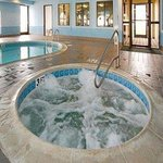 Indoor Heated Spa