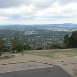 View from Mount Ainslie