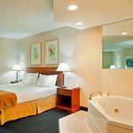  Relax in our spacious Jacuzzi Suite near Midway Airport