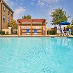  Holiday Inn Express Dallas Swimming Pool