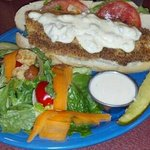catfish sandwich special