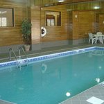 Indoor Pool/Hot Tub