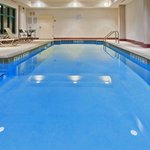 Indoor Swimming Pool at Holiday Inn Express Bessemer