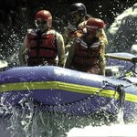  White Water Rafting Available Near Hotel