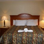  Master Host Inn Pigeon Forge TN King bed