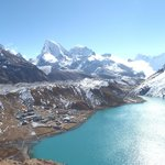 A beautiful Holy Laky,Gokyo Lake