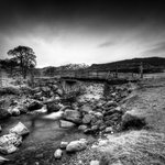  Darlach Bridge at the top of the Glen, Netwonmore