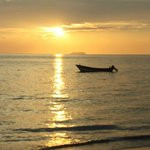  Long Beach Koh Lanta Sunset