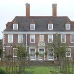 The Salutation from the garden view