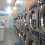  Rainbow Laundry by coin ~500m from Palmmer.