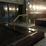 indoor onsen for all hotel guest (Ladies) with shower area