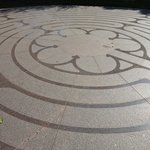 Labyrinth in New Harmony, IN