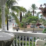 View from porch outside suite with view Florida Straits . . .