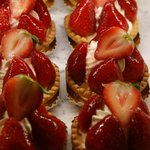strawberry tarts - my favorite