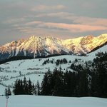  Wilden Kaiser in the evening