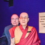  Dalai Lama and twin