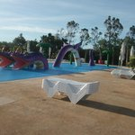  1 of the children&#39;s pools