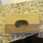  Eco-friendly soap