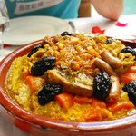  Cous cous en el Riad