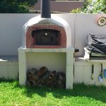 Outdoor Woodfired Piza Ov