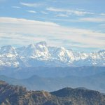 Amazing View from V Resorts Pauri